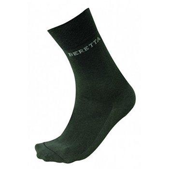 Beretta Light Silver Socks Short