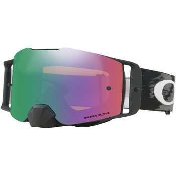 Oakley Front line Mx, Matte Black Speed  w/Prizm Mx Jade