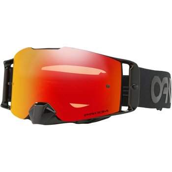 Oakley Front line Mx,Factory Pilot Blackout  w/Prizm Mx Torch