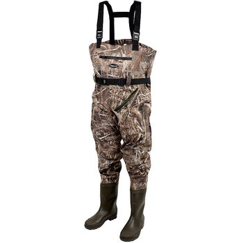 ProLogic MAX5 Nylo-Stretch Chest Waders - Cleated Sole