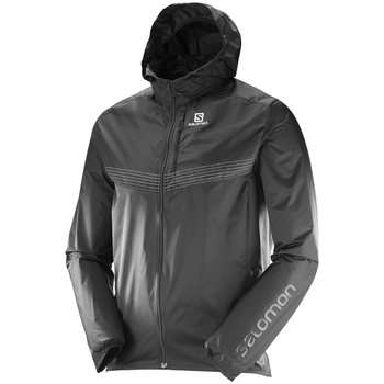 Salomon Jacket Fast Wing Aero M, Black, L