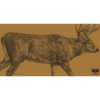 Birchwood Casey Shoot-N-C Deer Target Kit With 3 - 12""