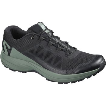Salomon XA Elevate, Black/Balsam Green/BK, EUR 42 (UK 8.0)