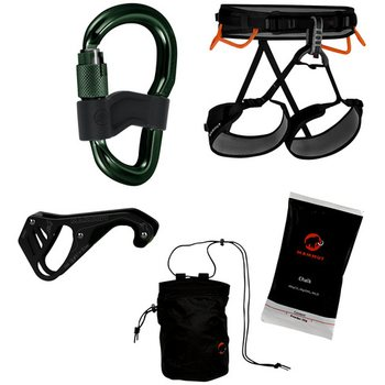Mammut Ophir 4 Slide Climbing Package (2018), M-XL