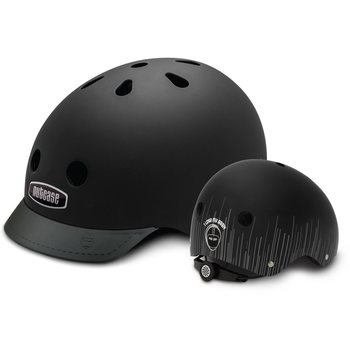 Nutcase Blackish Wavelength Matte Street MIPS Helmet