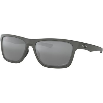 Oakley Holston, Matte Dark Grey w/ Prizm Black Polarized