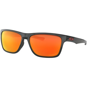 Oakley Holston, Polished Black w/ Prizm Ruby Polarized