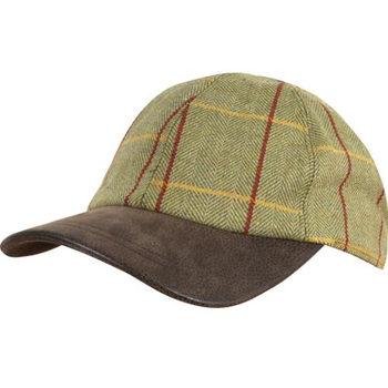 Jack Pyke Baseball Hat Tweed