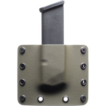 BlackPoint Tactical Single Mag Pouch, RH, Black, Glock 9/40
