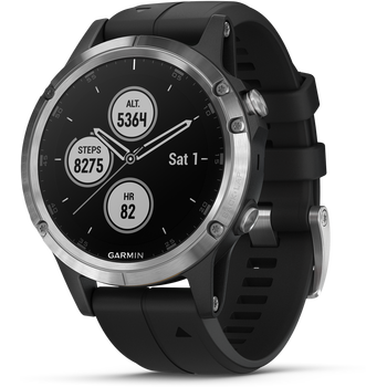 Garmin Fenix 5 Plus Glass