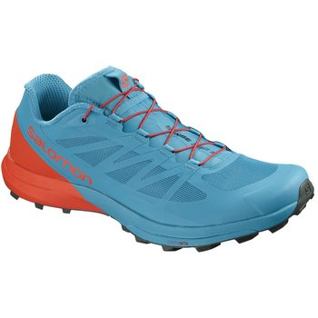 Salomon Sense Pro 3, Fjord Blue/Cherry To/U, UK 10 (EUR 44 2/3)