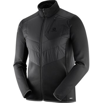 Salomon Pulse Warm JKT M, Black, M