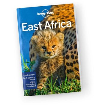 Lonely Planet East Africa (Itä-Afrikka)