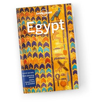 Lonely Planet Egypt (Egypti)