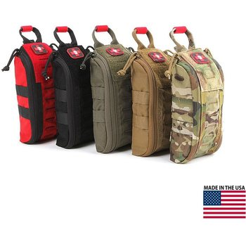 ITS Tactical Trauma Kit Pouch (Tallboy), pouch only