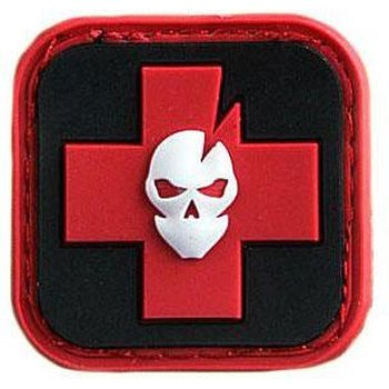 ITS Tactical Medical PVC Patch