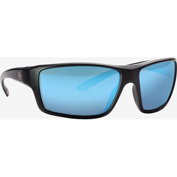 Magpul Summit Eyewear, Polarized - Black / Bronze, Blue Mirror