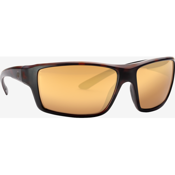 Magpul Summit Eyewear, Polarized - Tortoise / Bronze, Gold Mirror