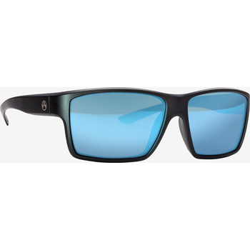 Magpul Explorer Eyewear, Polarized - Black / Bronze, Blue Mirror
