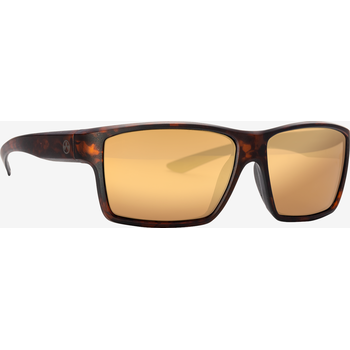 Magpul Explorer Eyewear, Polarized - Tortoise / Bronze, Gold Mirror