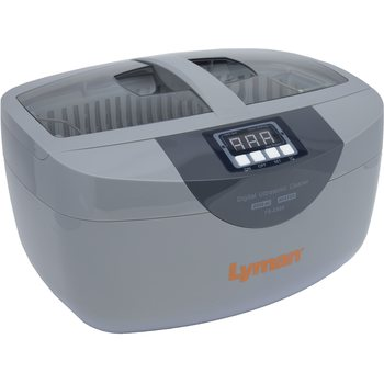 Lyman Digital Ultrasonic Cleaner 2500ml