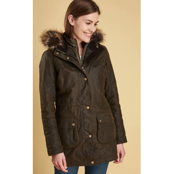 Barbour Dartford Wax Jacket