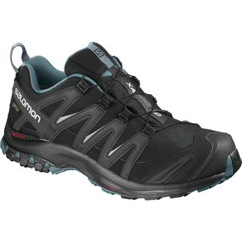 Salomon XA PRO 3D GTX Nocturne, Bk/Bk/Mall, EUR 36 (UK 3.5)