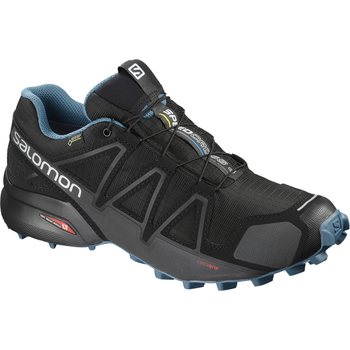 Salomon Speedcross 4 GTX Nocturne 2, Black/Black, EUR 39 1/3 (UK 6.0)