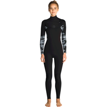 Rip Curl Women's Flashbomb 5/3 Chest Zip Steamer