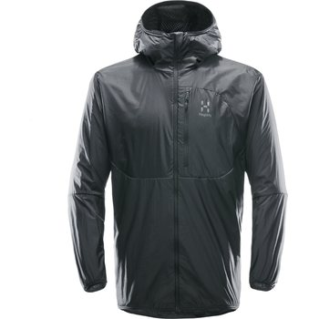 Haglöfs Proteus Jacket Men, True Black, S