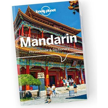 Lonely Planet Mandarin Phrasebook