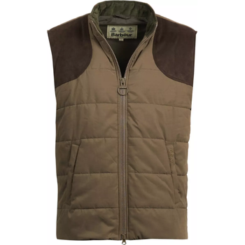 Barbour Ludlow Gilet, Clay, M