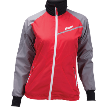 Swix Xtraining Jacket W, Fire, S