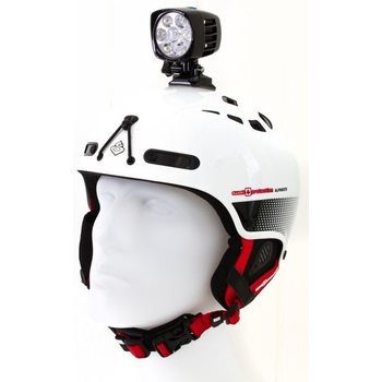 Moonlight Mountain Gear Helmet Mount Kypäräkiinnike
