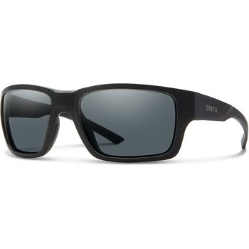 Smith Elite Outback Elite, Matte Black, Polarized Grey