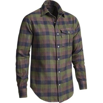 Chevalier Macduff Heavy Flannel Shirt LS
