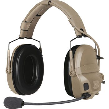 Ops-Core AMP, Communications Headset, Connectorized, NFMI Enabled
