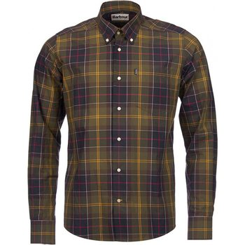 Barbour Tartan 1 Tailored Shirt