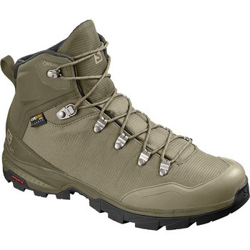 Salomon OUTback 500 GTX, Burnt Olive/Mermaid, EUR 42 2/3 (UK 8.5)