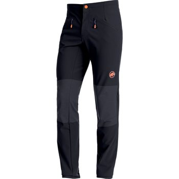 Mammut Eisfeld Light SO Pants Men, Black, 50