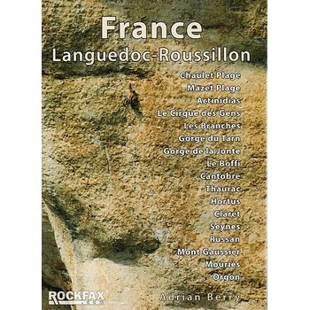 Rockfax: France Languedoc-Roussillon