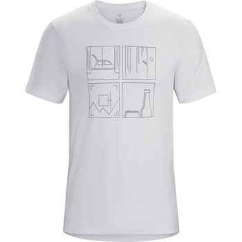 Arc'teryx Quadrants T-Shirt SS Men's