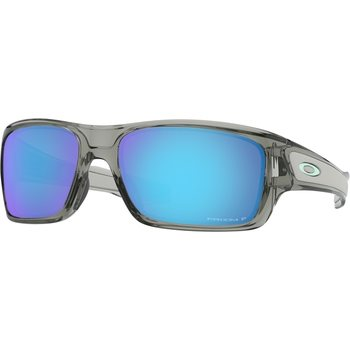 Oakley Turbine XS, Polished Gray Ink w/ Prizm Sapphire Polarized