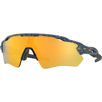 Oakley Radar EV Path, Splatter Poseidon w/ 24k Iridium