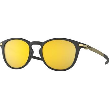 Oakley Pitchman R, Satin Black w/ Prizm 24k Polarized