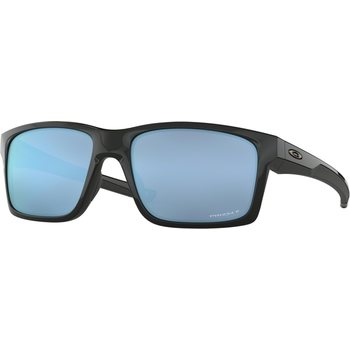 Oakley Mainlink, Polished Black w/ Prizm Deep H2O Polarized