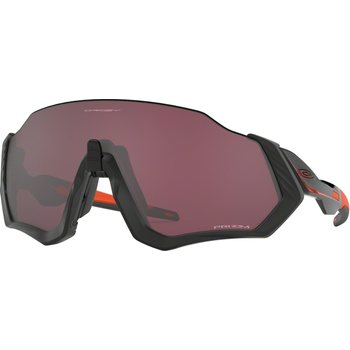 Oakley Flight Jacket Matte Black w/ Prizm Road Black (940113)