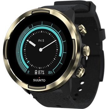 Suunto 9 Baro Gold Leather