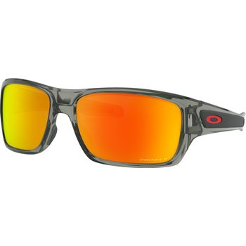 Oakley Turbine, Grey Ink w/ Prizm Ruby Polarized