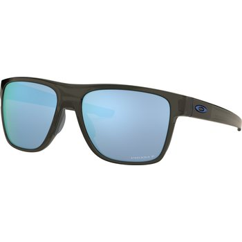 Oakley Crossrange XL Grey Smoke w / Prizm Deep H2O Polarized